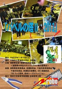 2013城北ポスター
